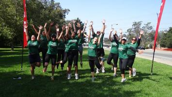 8 Week Intro to Running - Pasadena Rose Bowl