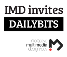 IMD Invites: Dailybits.be