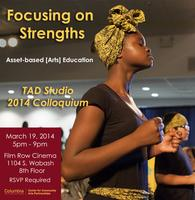 Focusing on Strengths: Asset-based [Arts] Education