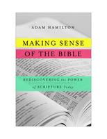 Making Sense of the Bible: An Evening with Adam...