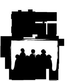 Ciné-Club de La Fémis logo