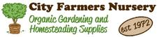 City Farmers Nursery logo