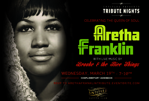Untitled Supper Club Presents: A Tribute To Aretha...