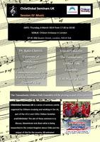 ChileGlobal Seminar UK: Music
