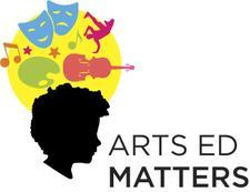 Arts Ed Matters logo