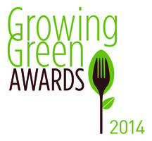 Growing Green Awards Celebration 2014