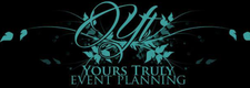 Yours Truly Events Planning logo