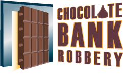 Chocolate Bank Robbery Scavenger Hunt, June