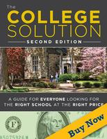 "(Sequoia) Lynn O'Shaughnessy: ""The College Solution"""