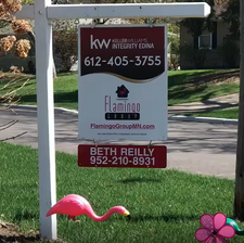 Flamingo Group MN | Keller Williams Realty logo