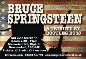 Bootleg Boss - The Springsteen Tribute Band