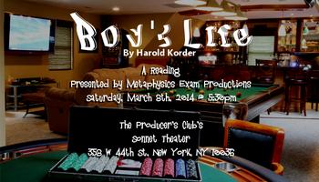 Boy's Life: a FREE Reading