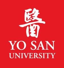 Yo San University logo