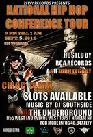 National Hip-Hop Conference Tour- NEW YORK