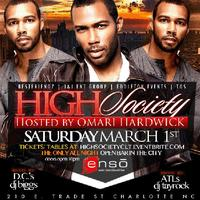 HIGH SOCIETY @ ENSO...HOSTED BY BEING MARY JANE star...