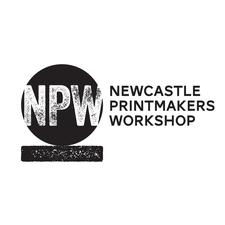 Newcastle Printmakers Workshop logo