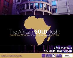 NYU Africa Economic Forum: The African Gold Rush