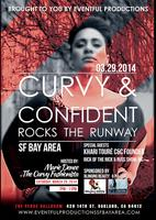 Curvy and Confident Rocks the Runway—SF Bay Area