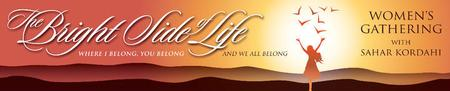 """The Bright Side of Life""""  Mar. 27th  Sponsorship"""