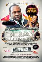 Luther Vandross Birthday Celebration Starring R & B...