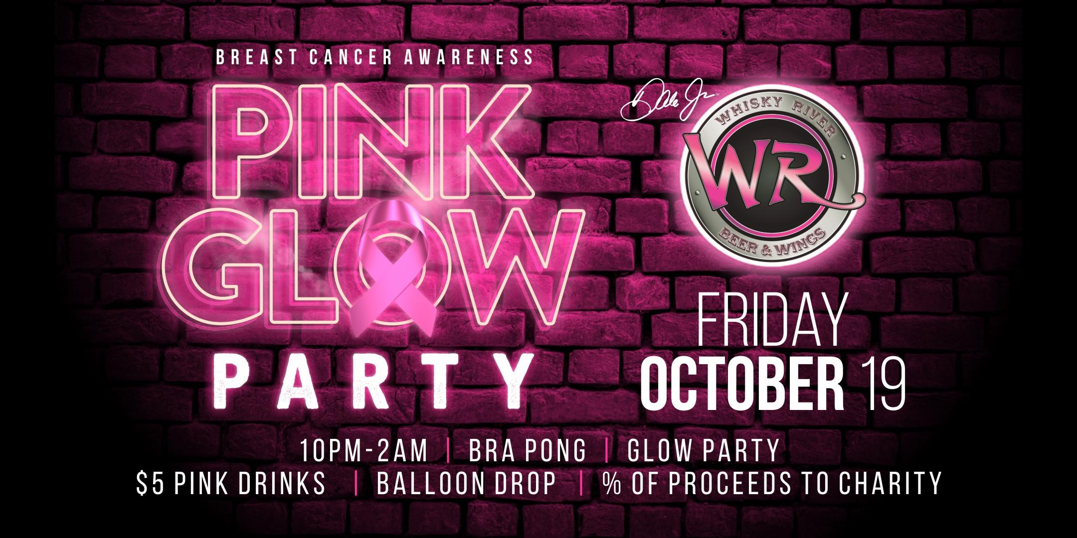 Pink (Glow) Party
