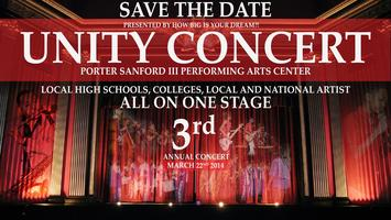 3rd Annual Unity Concert