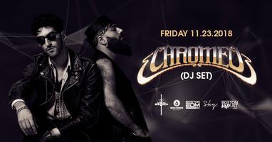 Chromeo | DJ Set | 11.23.18 | 10:00 PM | 21+