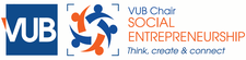 VUB Chair of Social Entrepreneurship logo