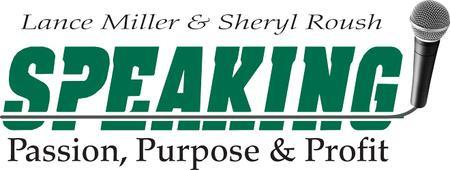 SPEAKING: Passion, Purpose & Profit