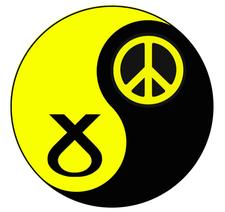 Scottish National Party Campaign for Nuclear Disarmament (SNPCND) logo