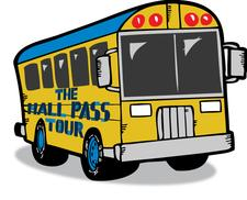 The Hall Pass Tour logo