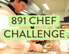 891 Chef Challenge