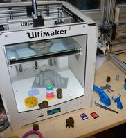 3D-Druck Einführungskurs / Introduction 3D printing...