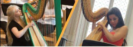 Elizabeth Bass & Elisa Netzer - Harp