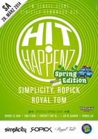 Hit Happenz - Spring Edition