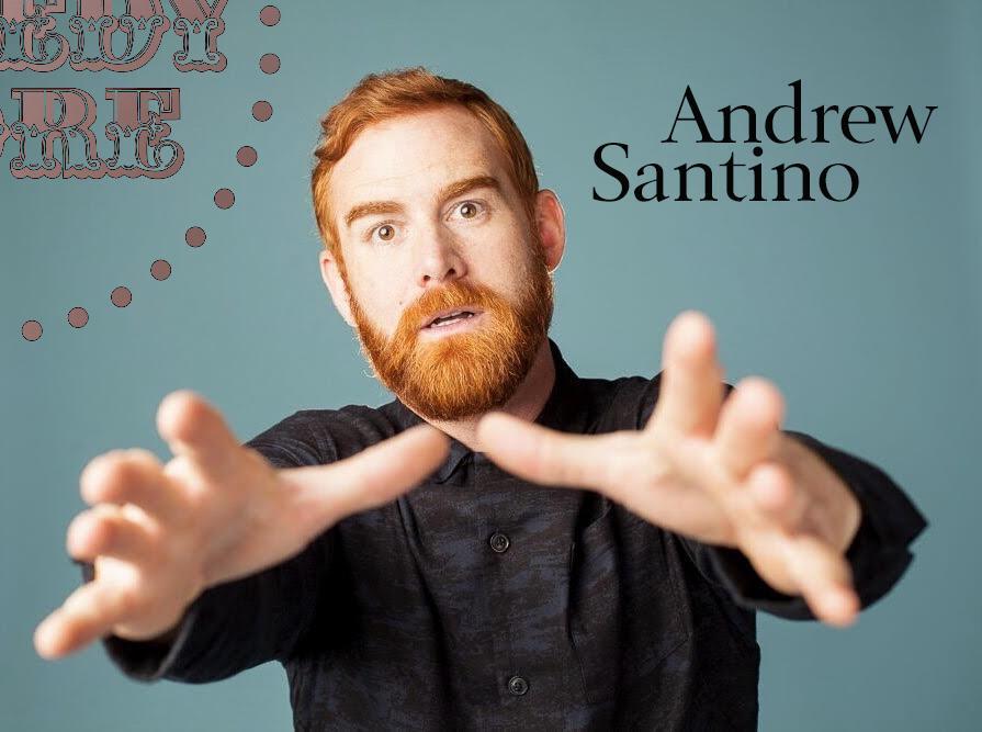Andrew Santino - Friday - 7:30 & 9:45 pm Showtimes