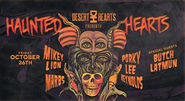 DESERT HEARTS PRESENTS: HAUNTED HEARTS at 1015 FOLSOM