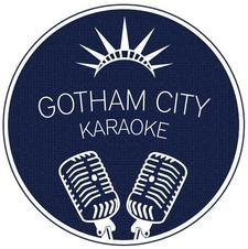 Gotham City Karaoke logo