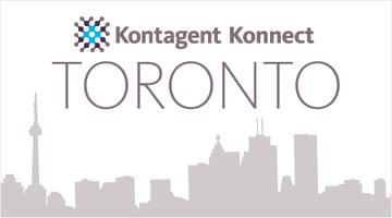 Kontagent Konnect Toronto