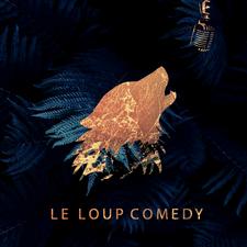 LE LOUP COMEDY logo