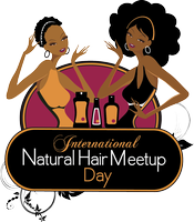 International Natural Hair Meetup Day DMV!