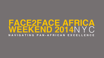 Face2Face Africa Weekend 2014: BELIEVER'S PACKAGES