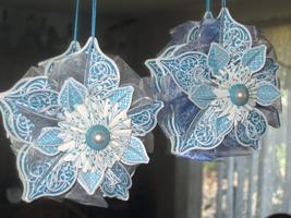 Artisan Ornament Class
