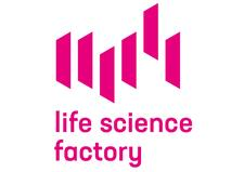 life science factory logo