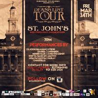 Deans List Tour -St JOHNS UNIVERSITY (queens campus)...