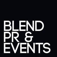 BLEND PR & Events logo