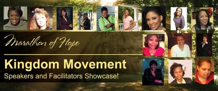 Marathon of Hope Kingdom Movement Tele-Summit/Webinar...