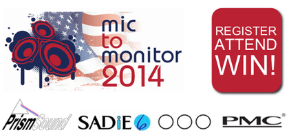 Mic to Monitor USA Tour 2014 WMC MIAMI