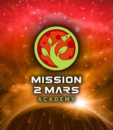 Mission 2 Mars Academy logo