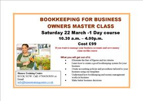 BOOKKEEPING FOR BUSINESS OWNERS